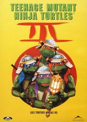 $ CDN9.99 • Buy Teenage Mutant Ninja Turtles Iii 3 New Dvd