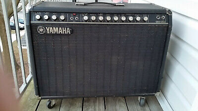 $275 • Buy Yamaha G100-212 II 100 Wt Solid State Combo G 100 Guitar Amplifier Amp