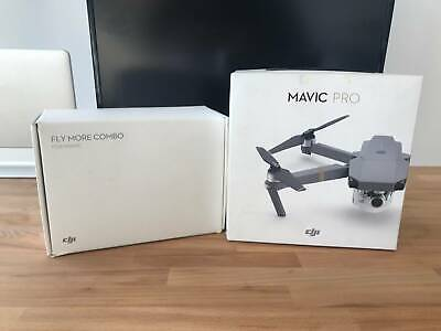 AU900 • Buy DJI Mavic Pro Fly More Combo - Brand New Gimbal   Polar Pro ND's
