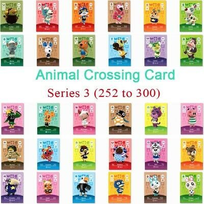 AU10.22 • Buy Animal Crossing New Horizons Amiibo Card Pack Series 2 - Switch Compatible!