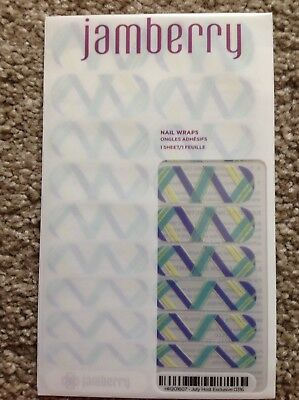 AU8.99 • Buy July Host Exclusive Full Sheet Jamberry Nail Wraps Manicure New!! Nail Art