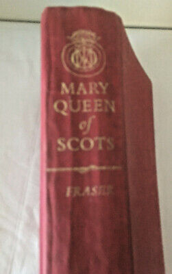 $1 • Buy Vintage Book, Mary Queen Of Scots, 1969 , 613 Pages