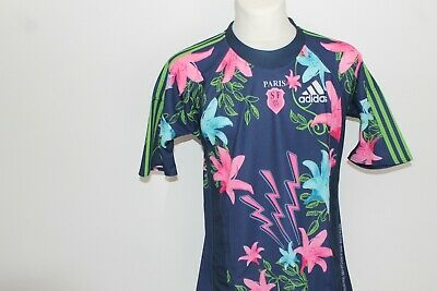 Maillot Stade Francais 】</p>                     </div> 		  <!--bof Product URL --> 										<!--eof Product URL --> 					<!--bof Quantity Discounts table --> 											<!--eof Quantity Discounts table --> 				</div> 				                       			</dd> 						<dt class=