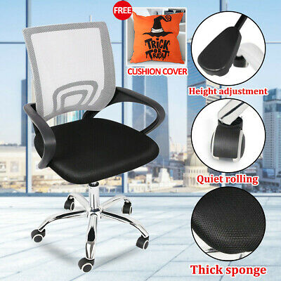 AU78.99 • Buy NEW Mesh Office Chair Adjustable 360° Swivel Ergonomic Gas Lift Computer Fabric