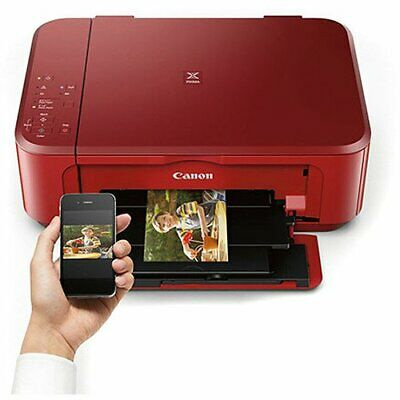 View Details Canon PIXMA Wireless Office All-in-One Printer Copier Scanner INK INCLUDED • 109.98$