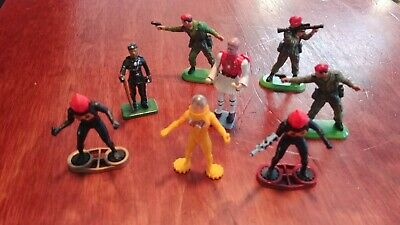 $19.77 • Buy Britains Space Aliens Greek Awesome Vintage Toy Soldier Figure Lot