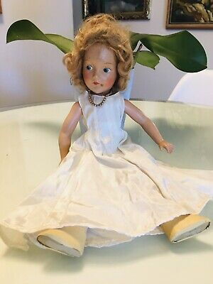 """$19.99 • Buy Vintage 14""""Composition Doll Like Toni Or Mary Hoyer Or Madame Alexander #2"""