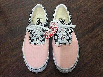 AU59 • Buy Vans Era Pink And Check Canvas Shoes  Sz 10 Us Mens Or 11.5 Womens