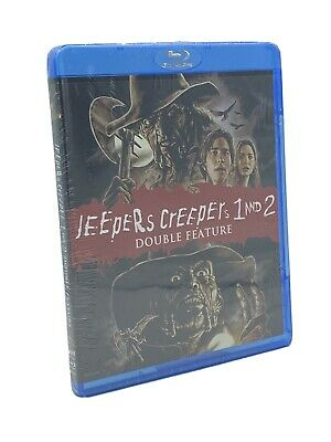 $24.49 • Buy Jeepers Creepers 1 And 2 [2018] 2-Disc Blu-ray Scream Factory Double Feature