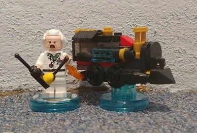 AU25 • Buy Lego Dimensions Back To The Future Doc Brown Fun Pack 71230