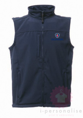 £37.99 • Buy Scania Flux Body Warmer Softshell Personalised Embroidered Gillet Jacket
