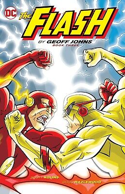 The Flash (Book Three) By Geoff Johns TP, DC Comics Graphic Novel Volume 3 - NEW • 11.95£