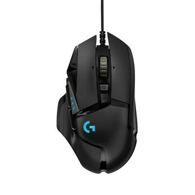 AU88 • Buy Logitech G502 HERO High Performance Gaming Mouse (New & Free Shipping)
