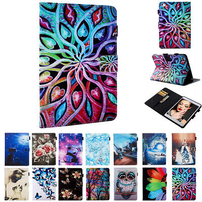AU27.99 • Buy For IPad Air 10.5 Mini 1 2 3 4 5 Case Pattern Magnetic Wallet Flip Cover