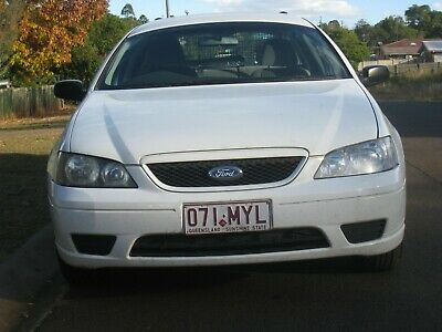 AU3500 • Buy 2006 Ford Falcon Xt (LPG) 4 Sp Auto Seq Sportshift 4D Wagon