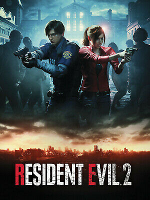 $24.99 • Buy Resident Evil 2 / Biohazard RE:2 Steam Key (Global)