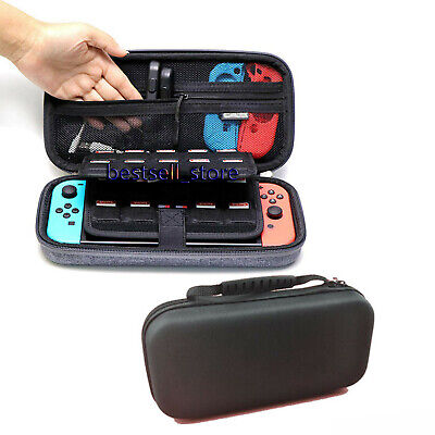 $8.89 • Buy For Nintendo Switch Bag Travel Carrying Portable Storage Case Accessories Cover