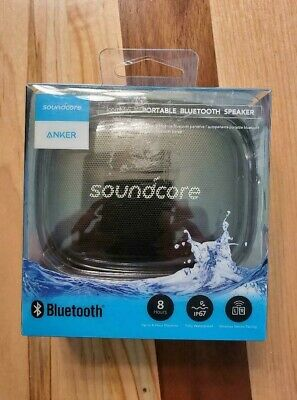 AU37.89 • Buy Anker Soundcore Icon Mini, Waterproof Bluetooth Speaker , IP67 Water Resistance