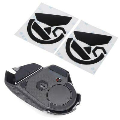 AU4.64 • Buy 2 Sets 0.6mm Mouse Skates Mouse Stickers Pad For Logitech G502 HERO LIGHTSPEED