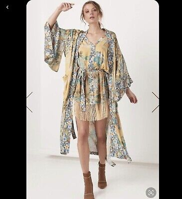 AU299 • Buy Spell Willow Kimono Dress NWT
