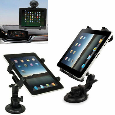Universal Car Windscreen Suction Mount Holder For Apple IPad 2 3 4 Air Mini Pro • 12.99£