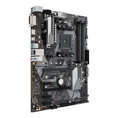 AU198 • Buy Asus AMD PRIME B450-PLUS AM4 ATX M.2 Gaming PC Desktop Motherboard