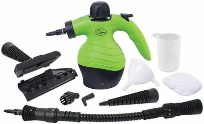 £29.95 • Buy Steam Cleaner Hand Held Universal Steamer Electric Portable Kitchen Tile Cleaner