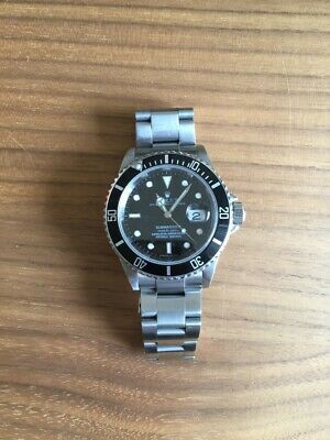 $ CDN11358.55 • Buy Rolex Submariner 16610