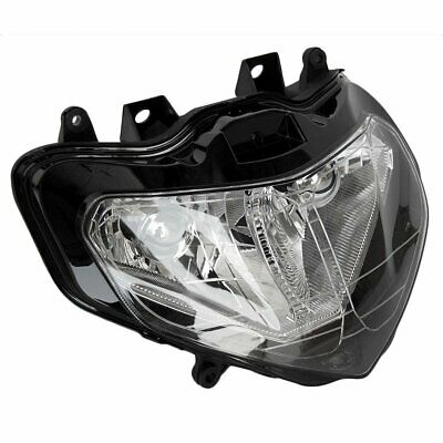 $192.56 • Buy Front Headlight Clear Head Lamp Assembly For Suzuki GSXR600 GSXR750 2001-2003 K1