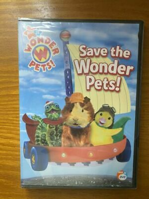 £8.77 • Buy The Wonder Pets - Save The Wonder Pets (DVD, 2007)*FACTORY SEALED*FREE SHIPPING