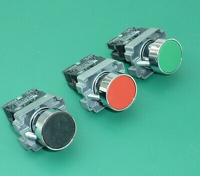 22mm Panel Mount Push Button Switch • 6.90£