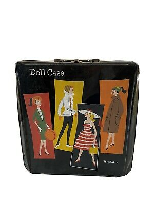 $ CDN17.64 • Buy Vintage Mattel BLACK Barbie 1961 DOLL CASE  Nice ! #3