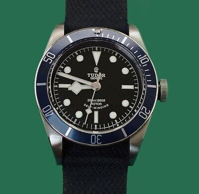 $ CDN6808.64 • Buy Tudor By Rolex  Heritage  Black Bay Submariner 79220B  Full Set Boxes And Papers