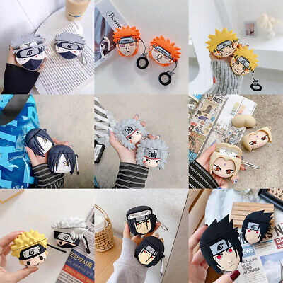 $ CDN6.52 • Buy For AirPods Pro 2 1 Case 3D Cartoon NARUTO Silicone Earphone Charging Case Cover