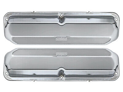 $159.90 • Buy New Valve Covers Ford 352 390 406 Pentroof Fairlane Galaxie Thunderbird Mustang
