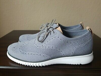 $ CDN158.17 • Buy 🔥🔥NEW Cole Haan 2 Zerogrand Stitchlite C27947 Casual Oxford Gray Men's Size 13