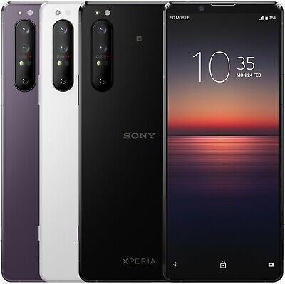 $ CDN1055.50 • Buy Sony XPERIA 1 II XQ-AT52 256GB 8GB RAM Dual SIM (FACTORY UNLOCKED) 6.5