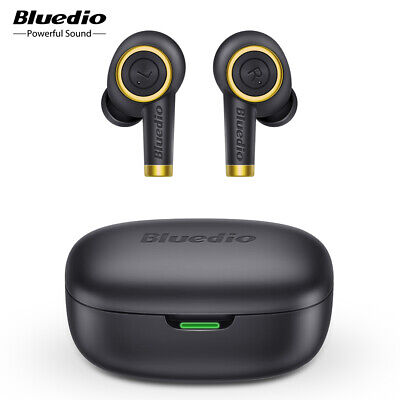 $ CDN29.99 • Buy Bluedio Particle Bluetooth Earphone Waterproof Stereo Mic True Wireless Earbuds