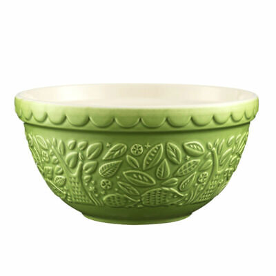 £14.63 • Buy Mason Cash In The Forest Patterned Design Mixing Bowl 21cm - Green