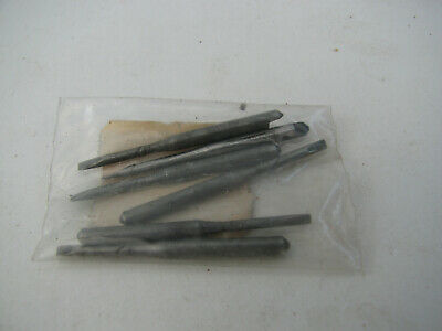 £6.36 • Buy Lot 6 Vintage Watchmaker Jewelers Machinist Tap Screw Driver Attachment Tool?