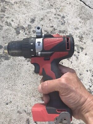 Milwaukee M18 18-Volt Brushless 1/2 In. Compact HammerDrill (Tool Only) • 49.35£