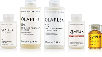AU199 • Buy OLAPLEX No. 3, No. 4, No. 5, No. 6 & No. 7.Guaranteed Authentic & Sealed