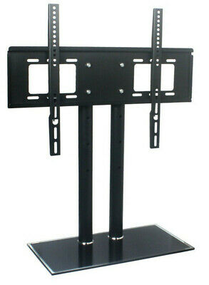 £49.99 • Buy For Panasonic TH37PX80B Replacement Table Top High Gloss Glass TV Stand Black