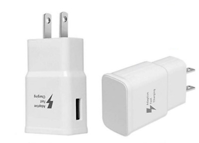 $ CDN3.76 • Buy Original Samsung Galaxy Fast Car Wall Charger For S6 S7 S8 S9 S10 Note 5 8 Plus