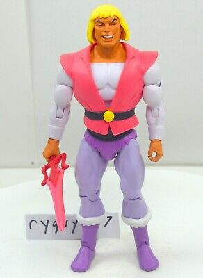 $50 • Buy MOTUC, Laughing Prince Adam, Complete, Figure, Masters Of The Universe, Classics