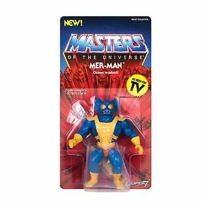 $26.11 • Buy Masters Of The Universe  Vintage  Mer-Man 5 1/2-Inch 2019 Action Figure