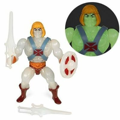 $26.33 • Buy Masters Of The Universe  Vintage  Glow-in-the-Dark He-Man 5 1/2-Inch 2019 Action