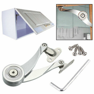 Kitchen Cupboard Cabinet Door Lift Up Strut Lid Flap Stay System Support Hinge • 7.27£