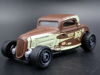 AU11.51 • Buy 1933 33 Ford Coupe Hot Rod Rare 1:64 Scale Collectible Diorama Diecast Model Car