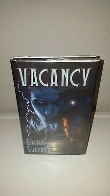 £28.32 • Buy Lucius Shepard Vacancy & And Ariel First Edition Hardcover Subterranean Press